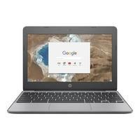 "Refurbished HP 11-v050na 11.6"" Intel Celeron N3060 2GB 16GB SSD Chrome OS Laptop"