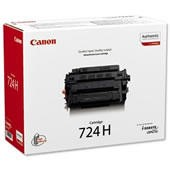 High Capacity Black Toner - 724