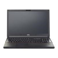 Fujitsu LIFEBOOK E557 Core i3-7100U 4GB 500GB 15.6 Inch Windows 10 Professional Laptop