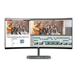 "LG 34UC87C 2 x HDMI Display Port Height Adjust Tilt Speakers 34"" Curved Monitor"