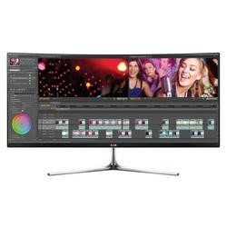 LG 34UC97 3440 X 1440 2XHDMI Displayport 2XThunderbolt Speakers IPS LED Curved Ultrawide Monitor