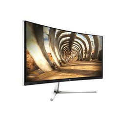 "LG 34UC97C-B 34"" IPS 3440x1440 21_9 5ms HDMI DP QHD Curved Monitor"