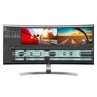 "LG 34UC98-W 34"" IPS WQHD FreeSync HDMI Curved Gaming Monitor"