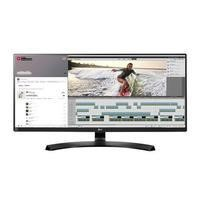 "LG 34UM88C 34"" IPS WQHD LED 3440 x 1440 21_9 HDMI DP Monitor"