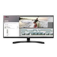 "LG 34UM88-P IPS LED QHD FreeSync DP Thunderbolt HDMI USB UltraWide 34"" Gaming Monitor"