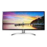 "LG 34WK650-W 34"" Full HD HDMI FreeSync Monitor"