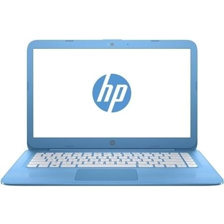 A1/X9W65EA Refurbished HP Stream 14-ax000na Intel Celeron N3060 4GB 32GB 14 Inch Windows 10 Laptop in Blue