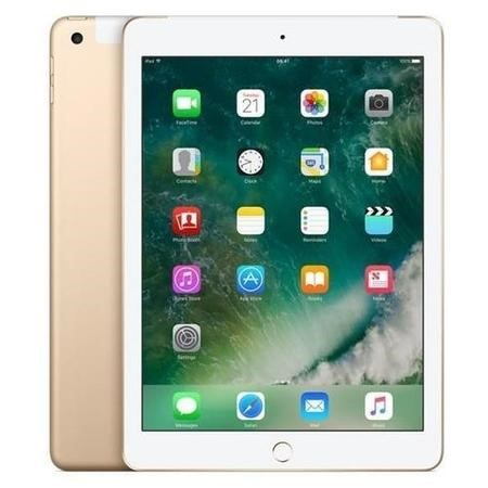 MPGC2B/A New Apple IPad 128GB WIFI + Cellular 3G/4G 9.7 Inch iOS Tablet - Gold
