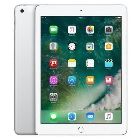 MP2E2B/A New Apple IPad 128GB WIFI / Cellular 3G/4G 9.7 Inch iOS Tablet - Silver