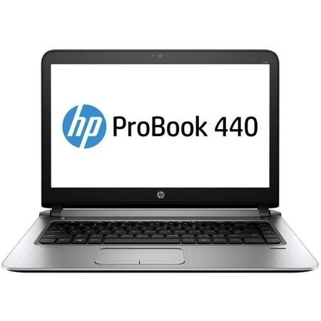 X0Q83ES#ABU HP ProBook 440 G3 Core i3-6100U 8GB 256GB SSD 14 Inch Windows 7 Professional Laptop