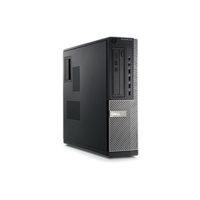 Refurbished Dell OptiPlex 790 Intel Core i3-2100 3.1GHz 4GB 500GB DVD-RW Windows 10 Pro Desktop