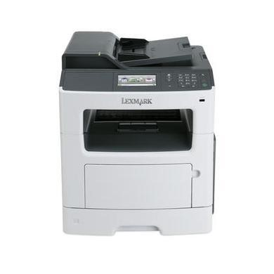 Lexmark A4 Mono Multifunctional Laser Printer 40ppm Mono 1200 x 1200 dpi Print Resolution 512MB Internal Memory 1 Year On-Site Warranty