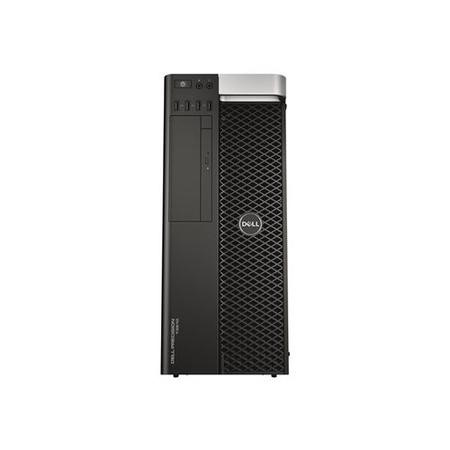 3610-0780 Dell T3610 Intel Xeon E5-1620-v2 16GB 1TB FirePro W5000 DVD-RW Windows 7 Professional Workstation De
