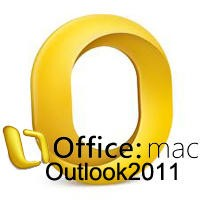 Microsoft® Outlook Mac 2011 Single OPEN 1 License Level C