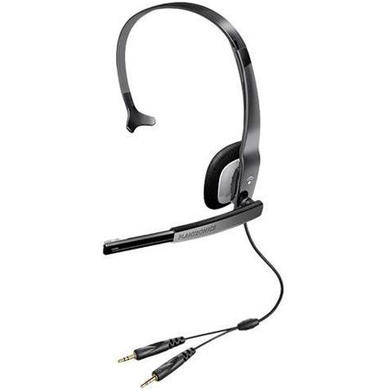 Plantronics Audio 310 Mono PC Headset Twin 3.5mm
