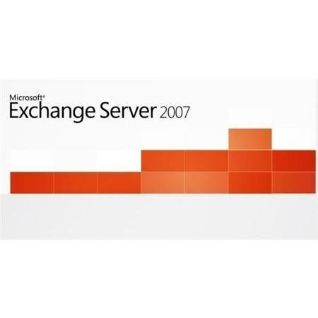 Microsoft Exchange Server Standard Edition Software assurance 1 server