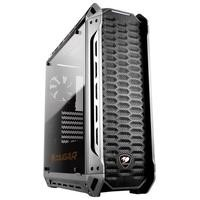 Cougar Panzer Midi-Tower Gaming Case - Black Window