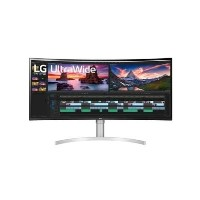 "LG 38WN95C-W 38"" IPS QHD UltraWide Curved Monitor"