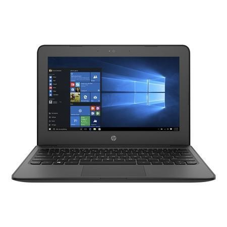 "3DN40EA Hewlett Packard HP Stream Pro 11 G4 - Education Edition - Celeron N3450 / 1.1 GHz - Windows 10 S - 4 GB RAM - 64 GB eMMC - 11.6"" 1366 x 768 HD - HD Graphics 500 - Wi-Fi Bluetooth - smoke grey -"