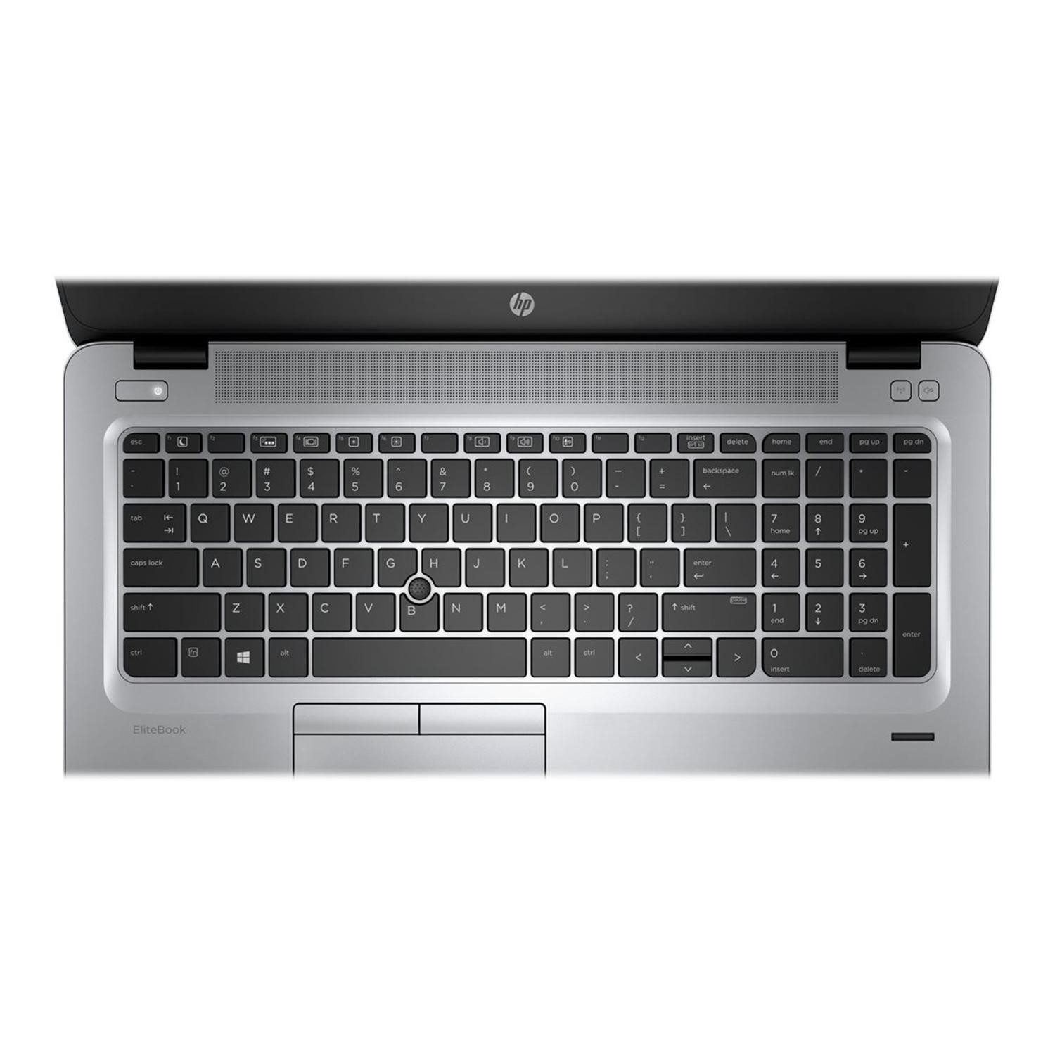 HP EliteBook 850 G5 Core i7 8550U 16GB 512GB 15 6 Inch Windows 10  Professional Laptop