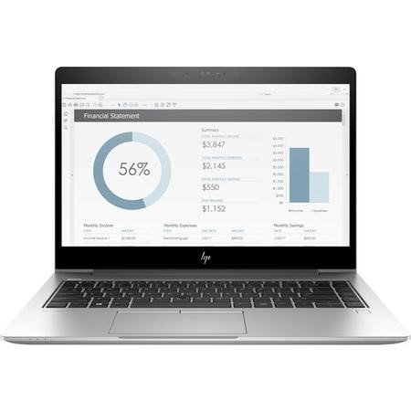 3JY05ET HP EliteBook 840 Core i5-8250U 8GB 256GB SSD 14 Inch Windows 10 Professional Laptop