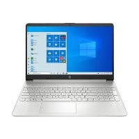 HP 15s-fq1020na Core i3-1005G1 8GB 128GB SSD 15.6 Inch FHD Windows 10 S Laptop - Silver
