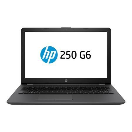 HP 250 G6 Intel Core i3-7020U 4GB 500GB DVDRW 15.6 Inch Windows 10 Pro Laptop