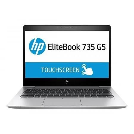 3UP31EA HP EliteBook 735 G5 Ryzen 5 2500U 8GB 256GB AMD Radeon Vega 13.3 Inch Windows 10  Laptop