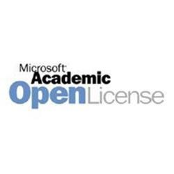 Microsoft Office Mac Standard 2016 Sngl Academic OLP 1 License Level B
