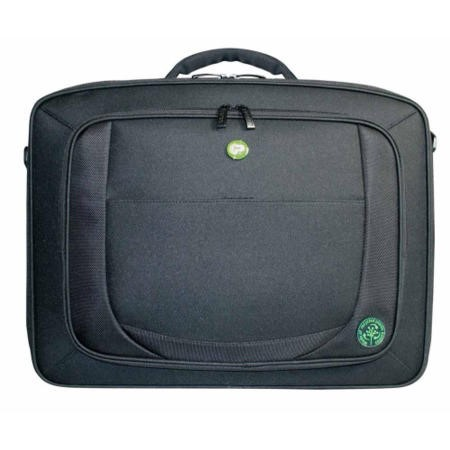 Port 15.6 Inch  Chicago ECO Laptop Carry Case - Black