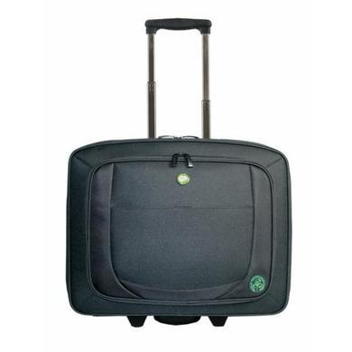 "Chicago ECO PET 15.6"" Canvas Laptop Trolley"