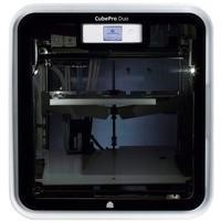 3D Systems Cube Pro Desktop 3D Printer - 2 Print Heads