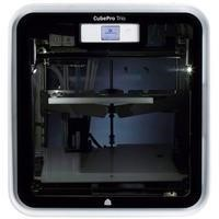 3D Systems Cube Pro Desktop 3D Printer - 3 Print Heads