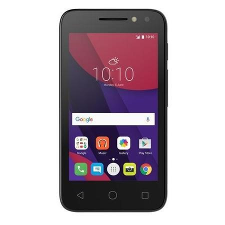 A2/4034X-2AALGB1-1 Grade B Alcatel Pixi 4 Black 4inch 3G - Handset Only