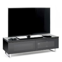 "Techlink PM120B Panorama TV Stand for up to 60"" TVs - Black"