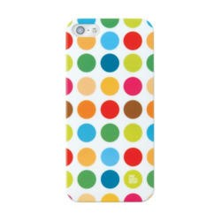 Pat Says Now iPhone 5 Case - Polka Dot