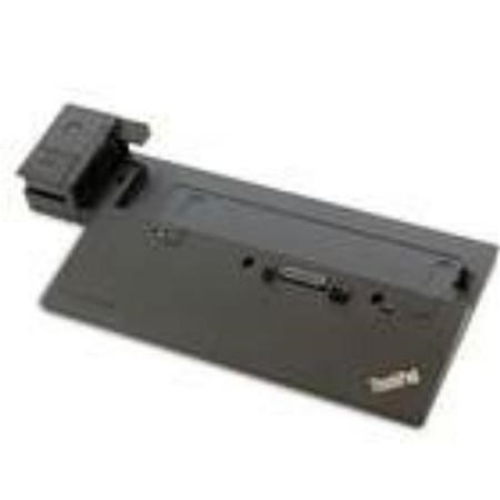 GRADE A1 - Lenovo ThinkPad Basic Dock - No AC