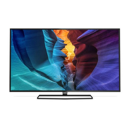 A1 Refurbished Philips 40 Inch 4K Ultra HD Smart LED TV with Freeview HD and 1 Year Warranty - 40PUT6400