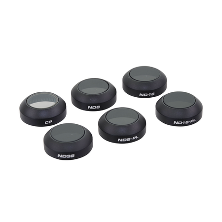 415013950 Polar Pro Mavic Filters 6-Pack