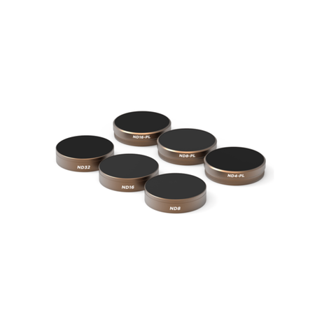 415013954 Polar Pro Phantom 4 Pro/Adv Cinema Series Filters 6-Pack