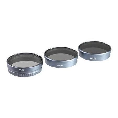 415013959 Polar Pro Phantom 4 Filters 3-Pack