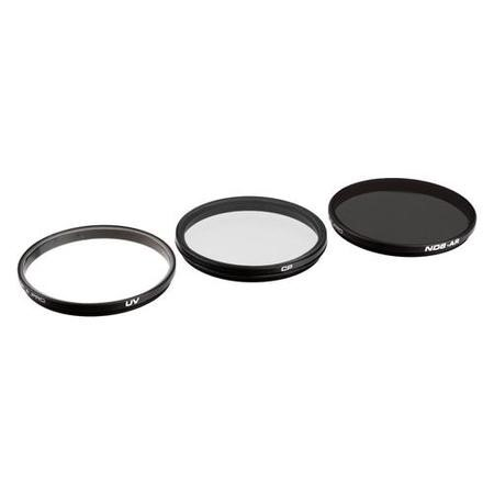 415013970 Polar Pro Zenmuse X7/X5S/X5 Filters 3-Pack