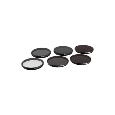 415013971 Polar Pro Zenmuse X5S Filters 6-Pack