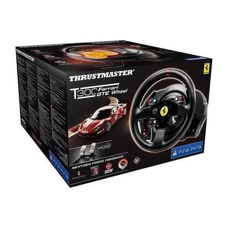 Thrustmaster T300 Ferrari GTE Wheel UK Version