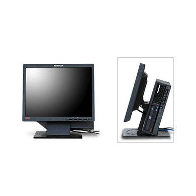 Lenovo Vertical PC and Monitor Stand - monitor/desktop stand