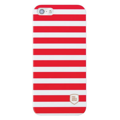 Pat Says Now iPhone 5 Case - Marina Red