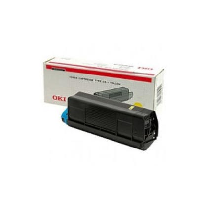 Oki Yellow Toner Cartridge