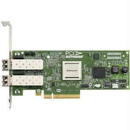 Emulex 8Gb FC Dual-port HBA for IBM System x - PCI Express x4