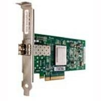 QLogic 8Gb FC Single-port HBA for IBM System x - Host bus adapter - PCI Express x4