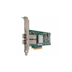 QLogic 8Gb FC Dual-port HBA for IBM System x - network adapter - 2 ports